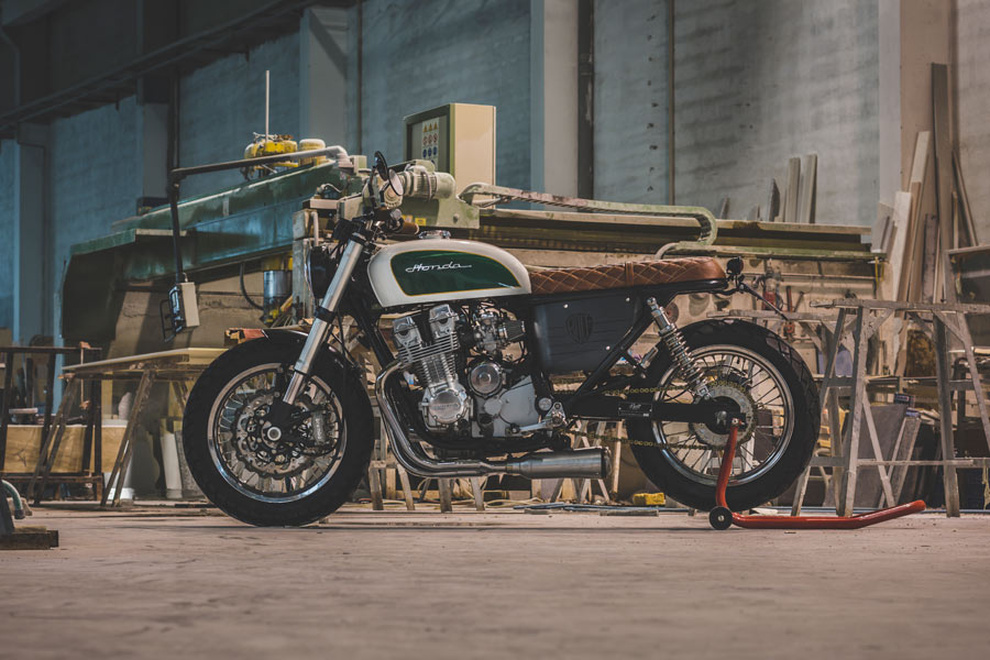 #BOLT24 HONDA CB750 CAFE RACER