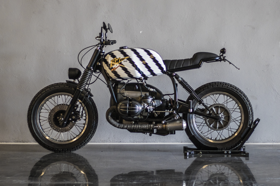 BMW r100rs #BOLT7 scrambler 1