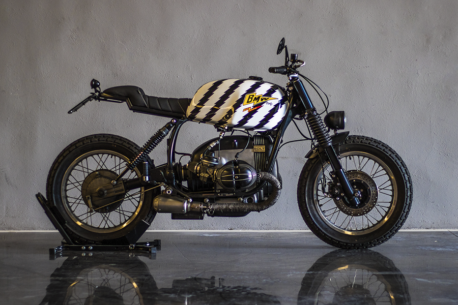 BMW r100rs #BOLT7 scrambler 2