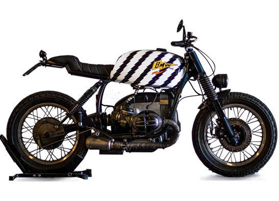 BMW r100rs bolt 7