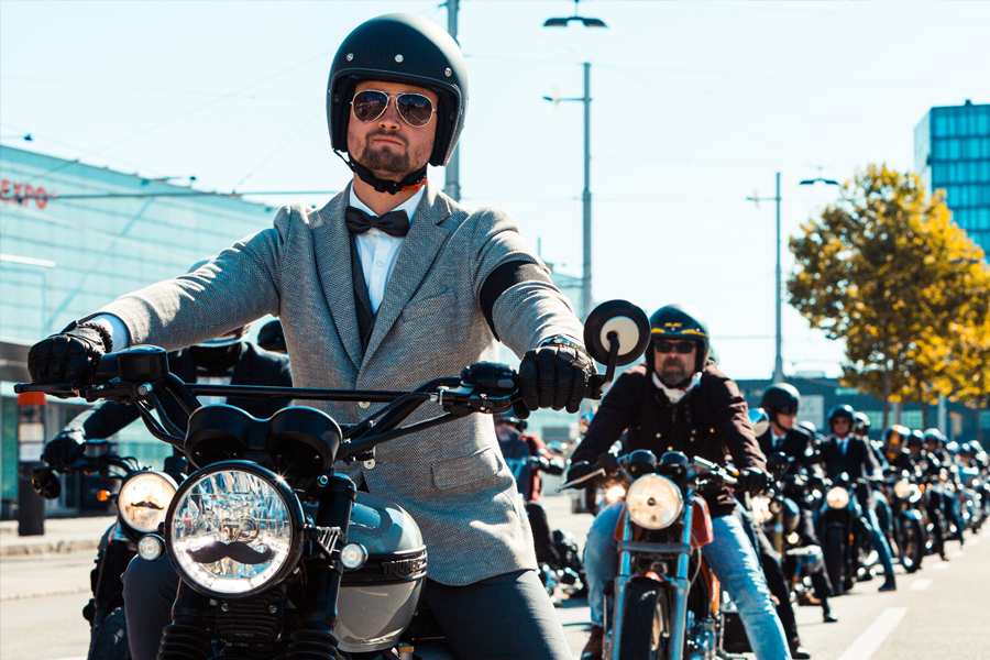 The Distinguished Gentleman Ride 2020